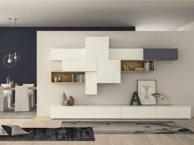 Muebles modernos para salas de estar dise os con estilo for Diseno de muebles metalicos pdf