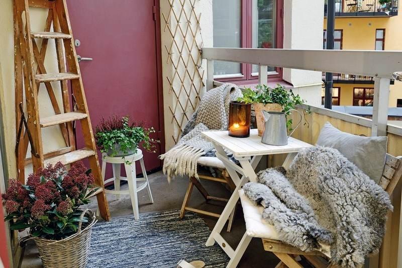 Muebles bonitos para el balc n o la terraza moderna - Mueblesbonitos com ...