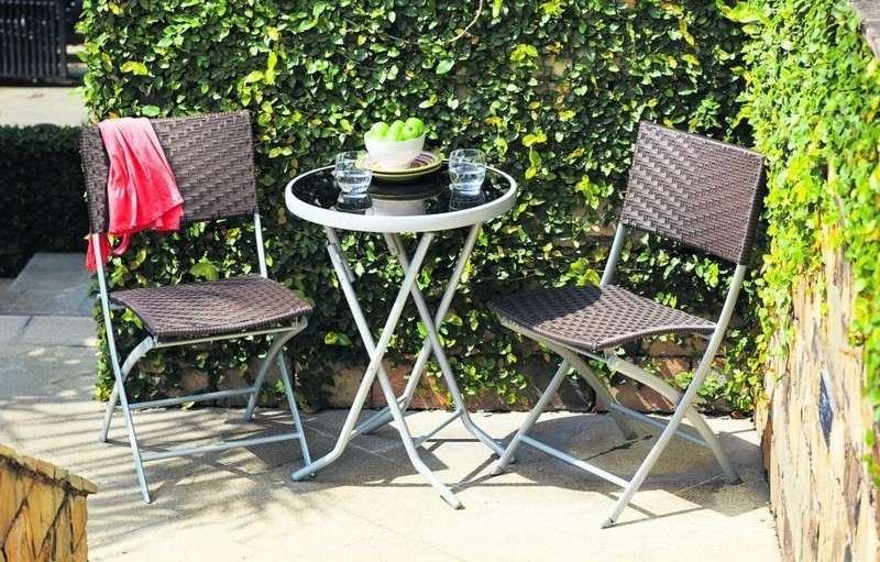 Muebles bonitos para el balc n o la terraza moderna - Sillas para balcon ...