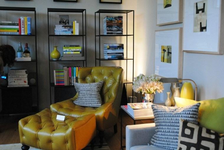 muebles modernos estilo vintage