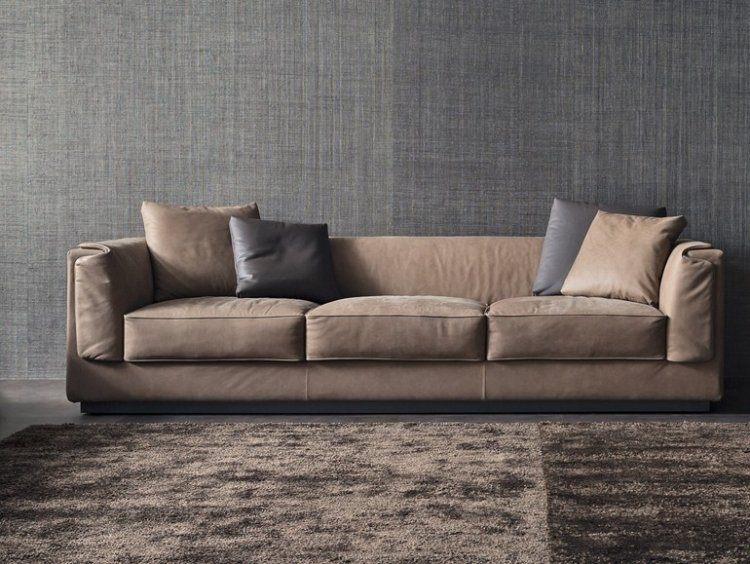 Muebles modernos para salas de estar   diseños con estilo
