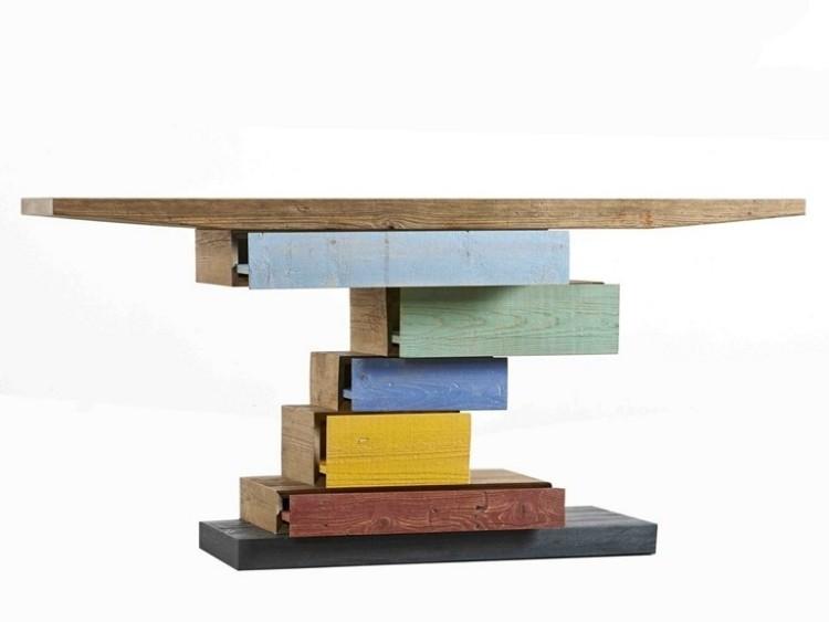 muebles modernos estilo abstracto