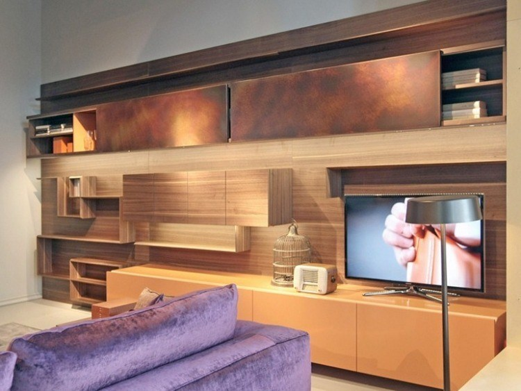 muebles modulares tv salon