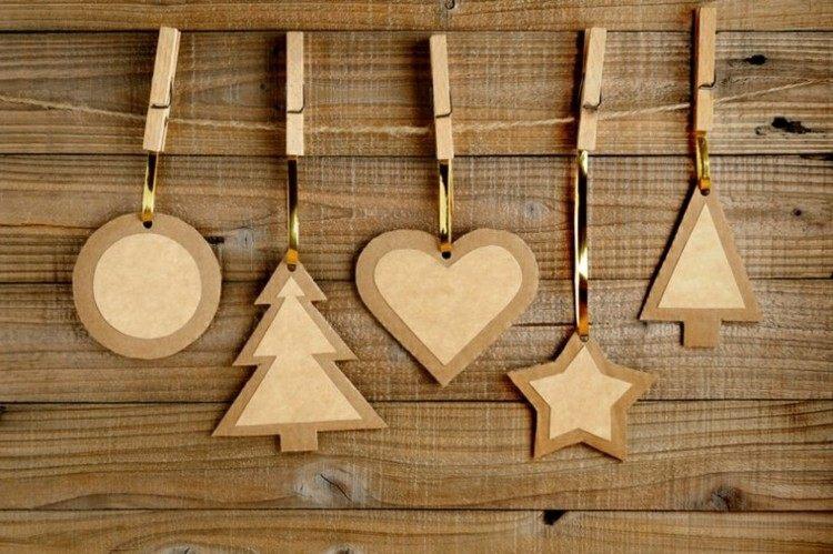 Navidad manualidades faciles con materiales reciclados - Detalles de navidad manualidades ...