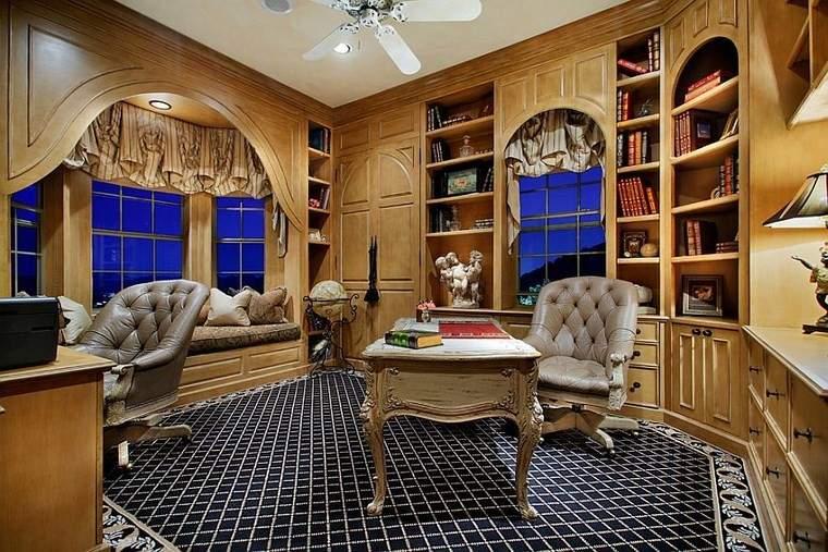 oficinas estilo mediterraneo casa moderna brillante ideas