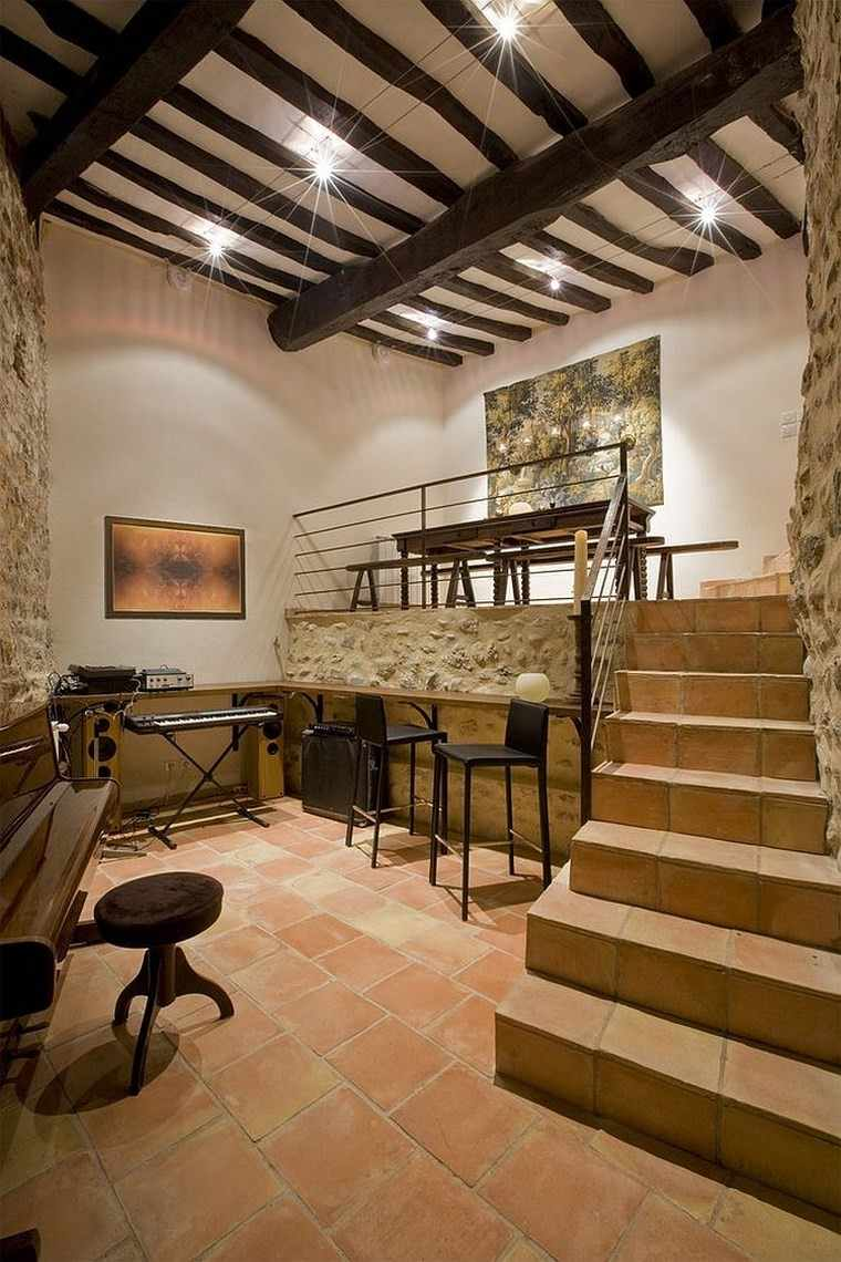 oficinas estilo mediterraneo casa moderna casa francesa ideas