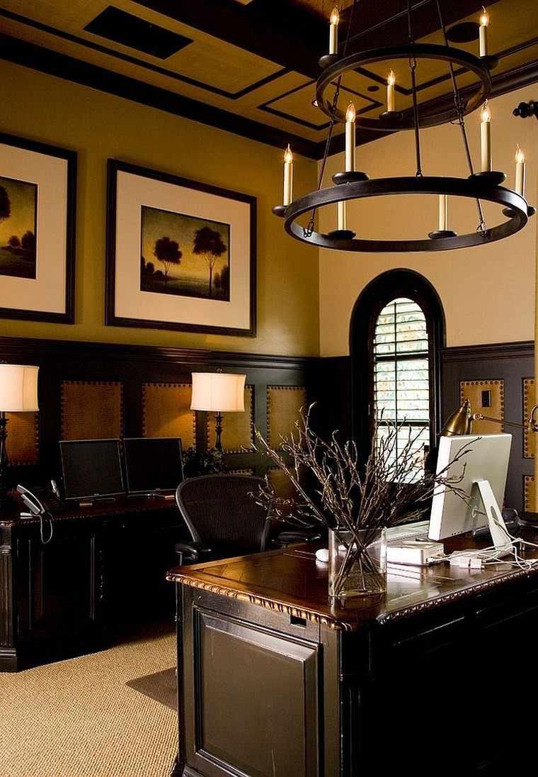 oficinas estilo mediterraneo casa moderna exquisita ideas