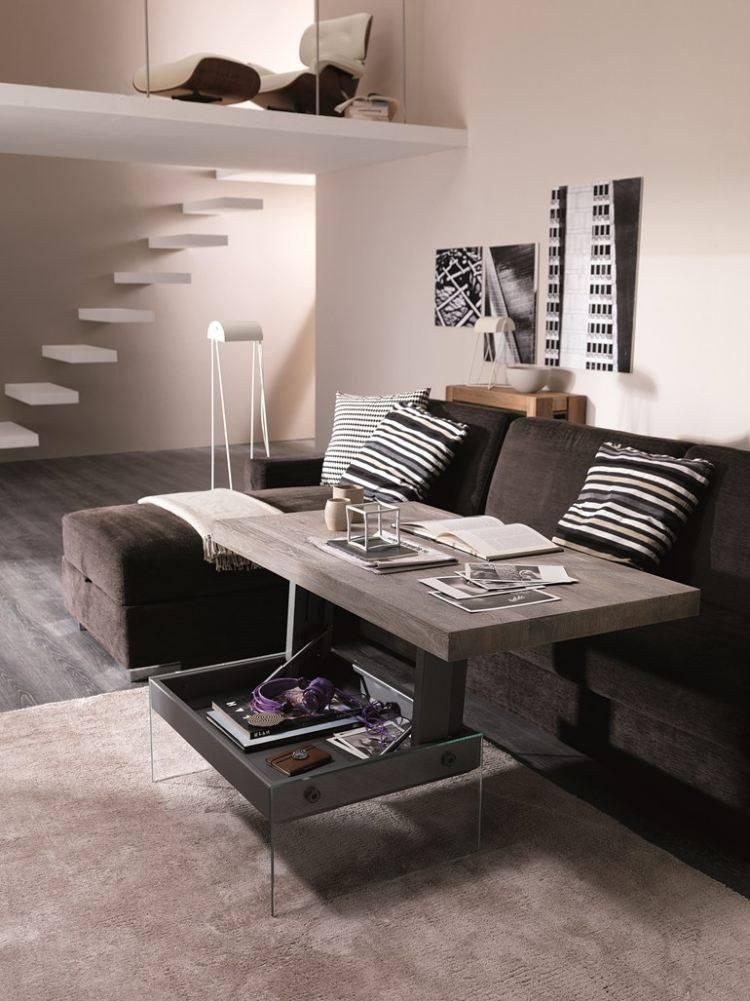 Muebles modernos para salas de estar dise os con estilo - Diseno salon moderno ...