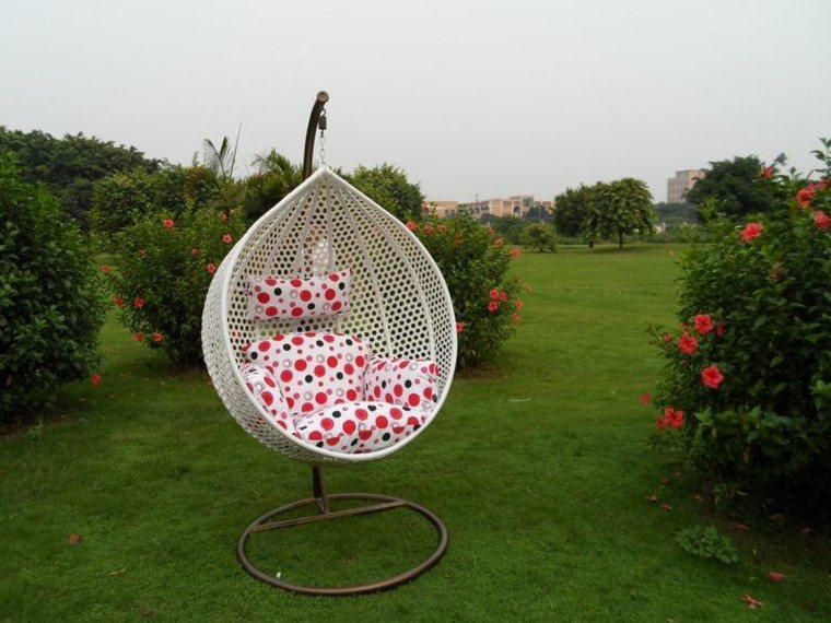 original diseño silla colgante gota