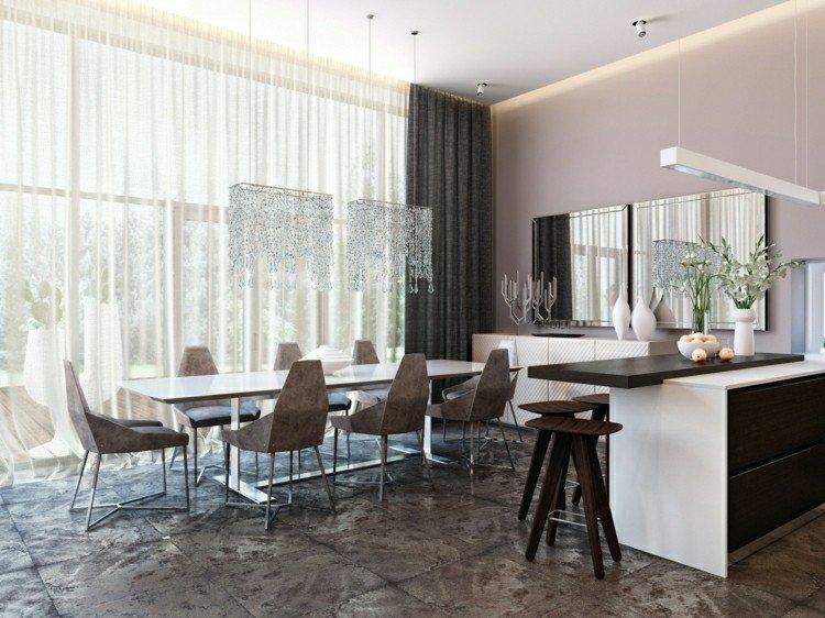 original diseño muebles comedor modernos