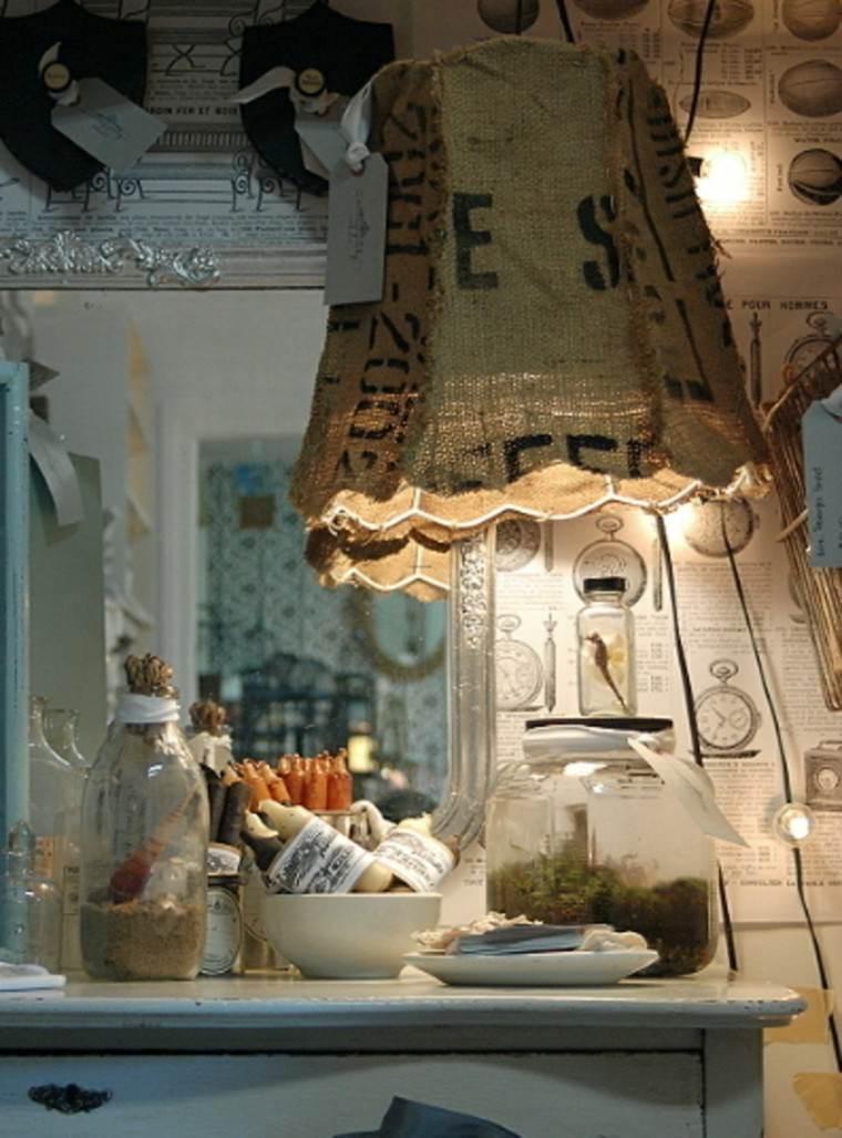 originales adornos cocina estilo vintage