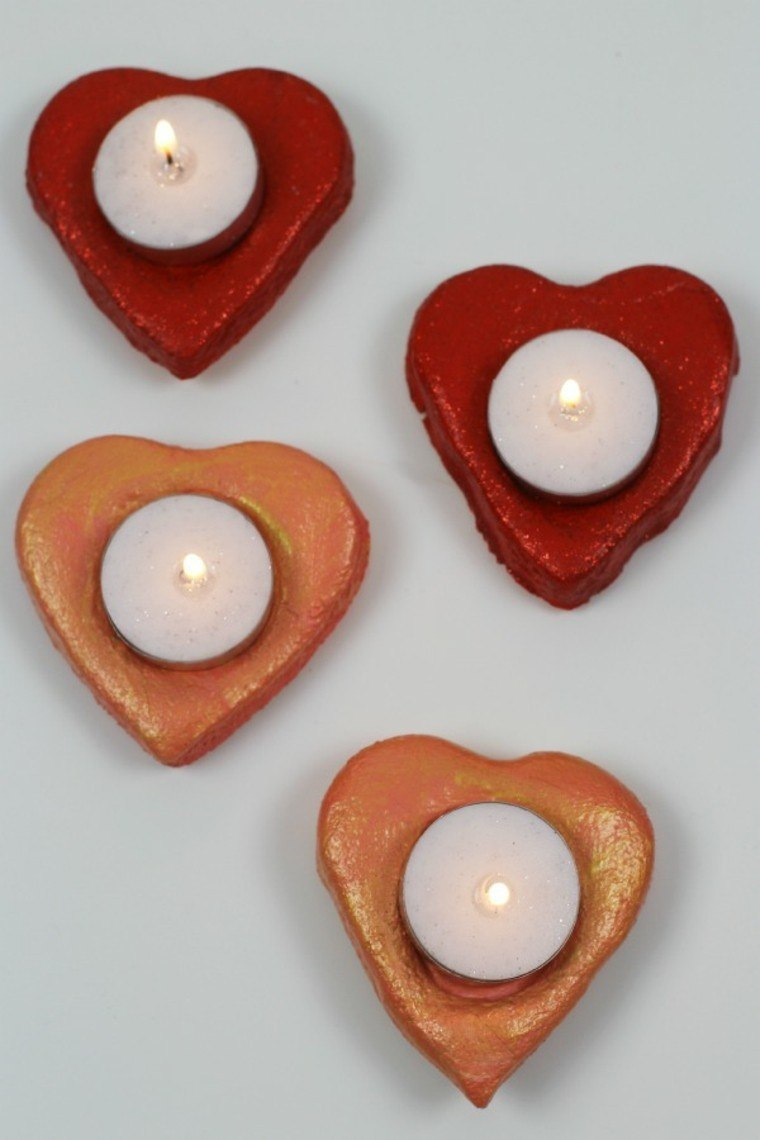 pasta sal decoracion navidena personalizada candelabros ideas
