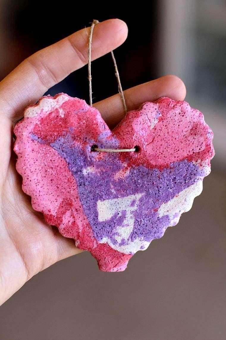 pasta sal decoracion navidena personalizada rosa ideas