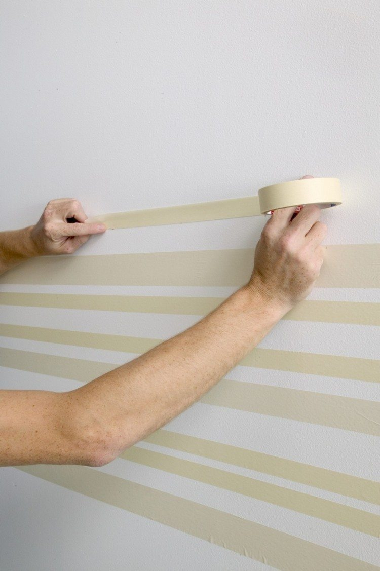 Moldes ideas para pintar paredes - Moldes para pintar paredes ...