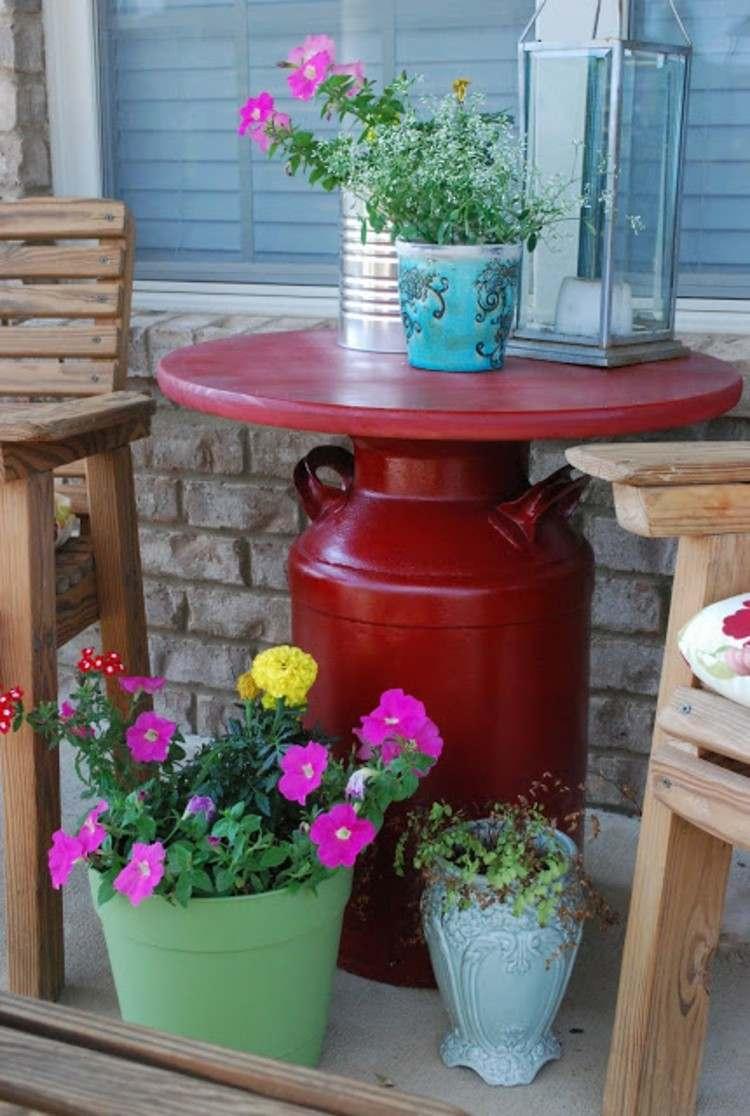 primavera ideas decorativas porche rosa ventanas