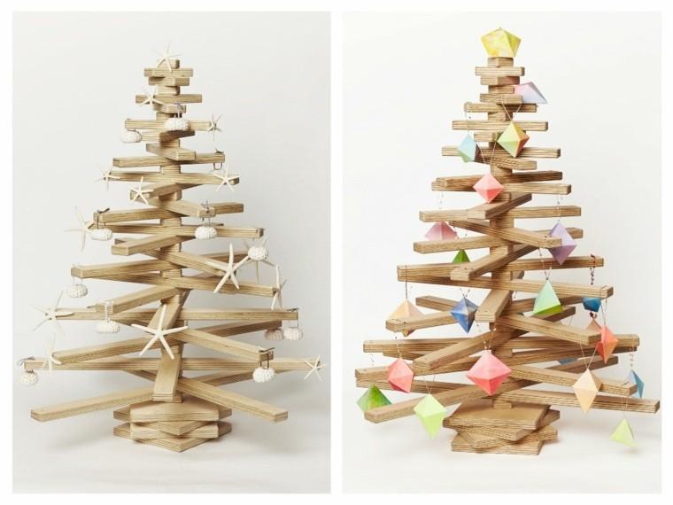 productos adornos navidenos madera bonitos madera ideas