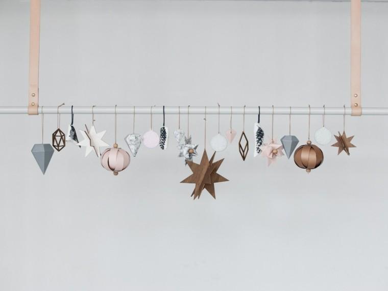 productos adornos navidenos madera gurnalda bonita ideas