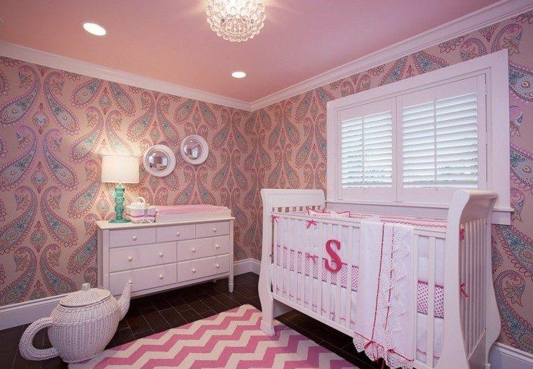 rosa ambiente paredes fresco letras