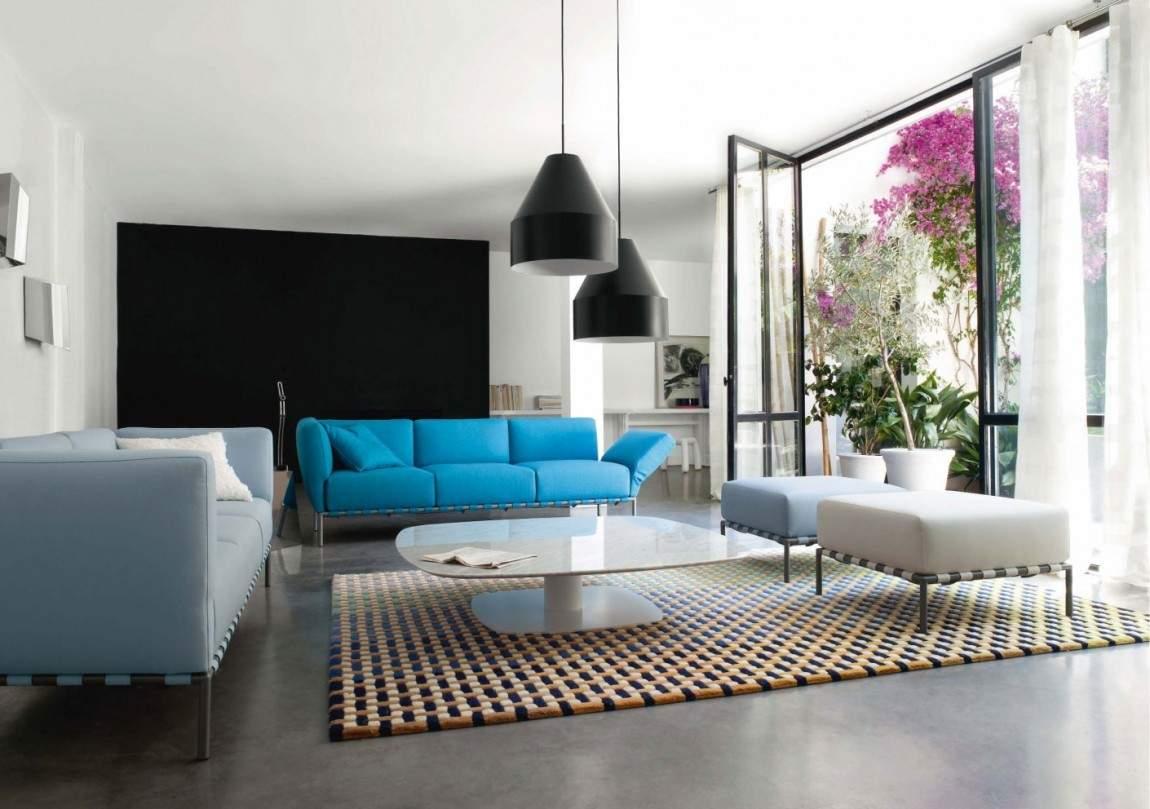 salones decoración diseno alfombra preciosa ideas