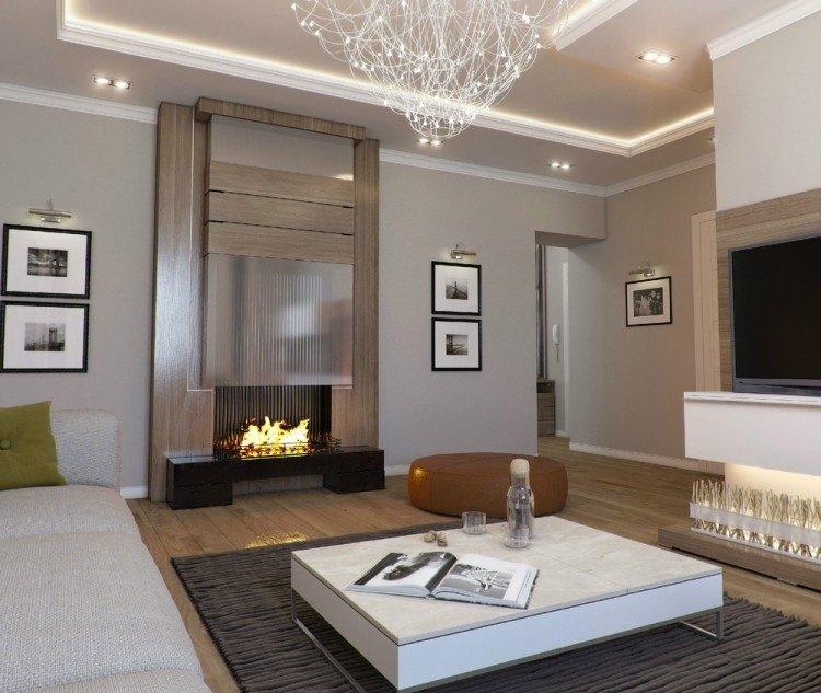 salones estetica estilo moderno mesa blanca ideas