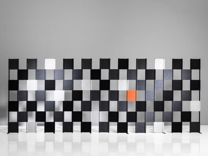 separador de ambientes hogar moderno cuadros pequenos ideas