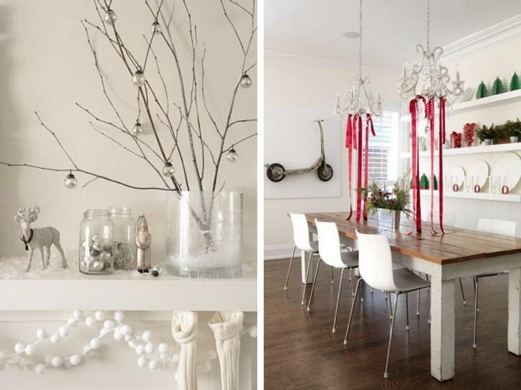 sillas blanco estilo ideas ramas