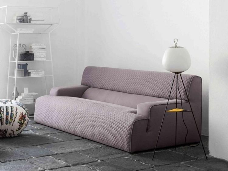 Muebles modernos para salas de estar dise os con estilo for Sofas grises modernos
