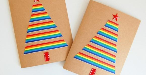 Tarjetas de navidad con diseños personalizados originales