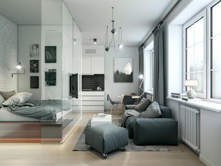 transpatrente deseño estilo diferente blanco lamparas