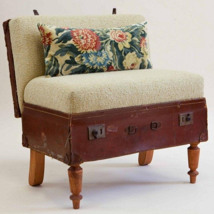 variantes asientos diseños maneras flores