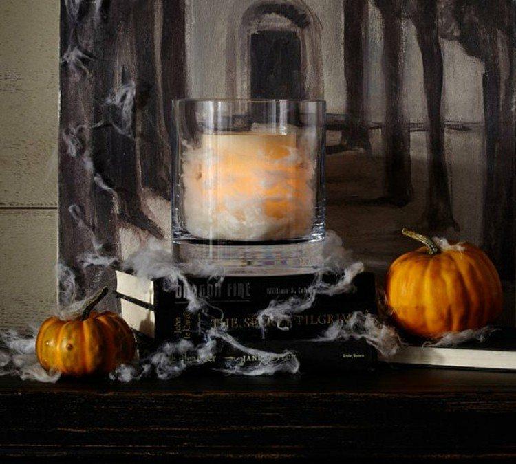 velas calor estilo madera cuadros