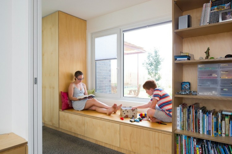 ventanas diseño asiento imagenes libros juegos