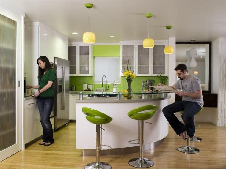 verde ideas diseños amarillo pareja bombillas