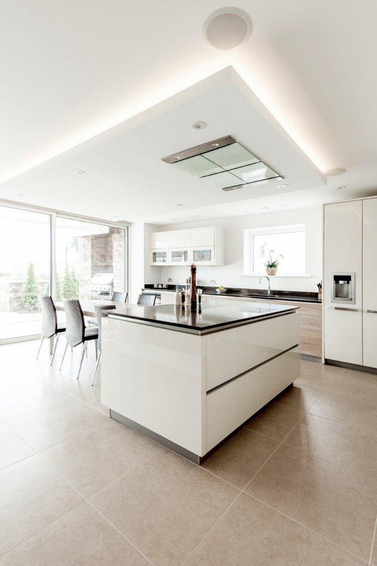 Cocinas con estilo personalidad y clase nicas - Isla cocina pequena ...