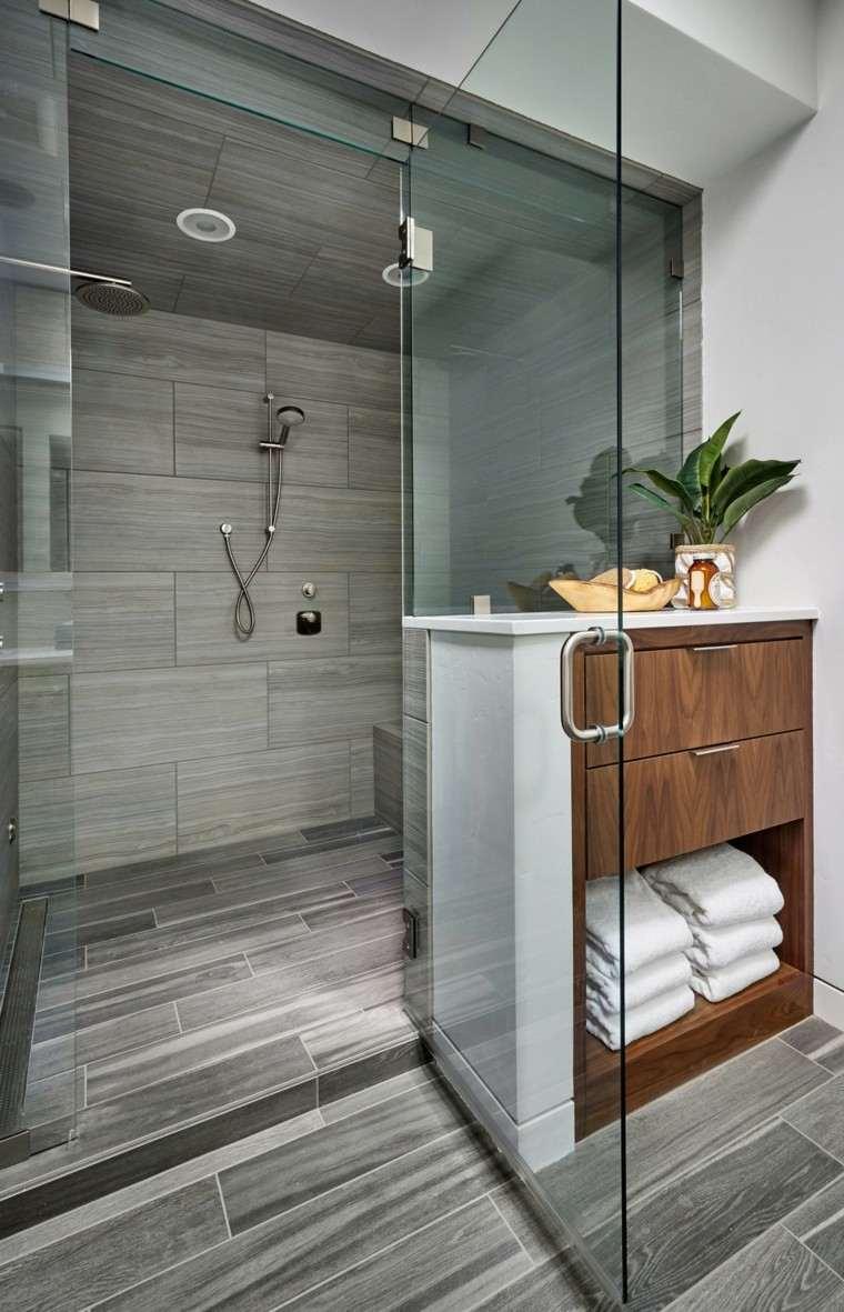 Garrison Hullinger Interior Design lugar toallas ideas