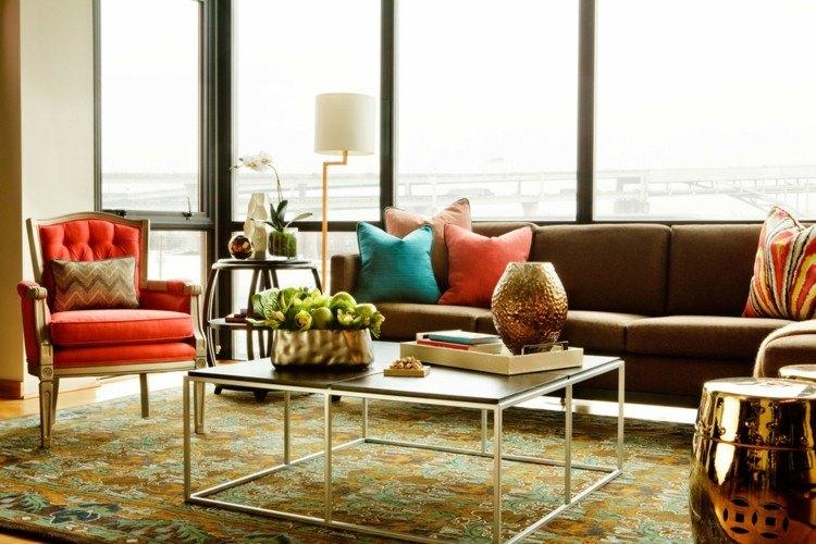 Garrison Hullinger elementos decorativos oro ideas