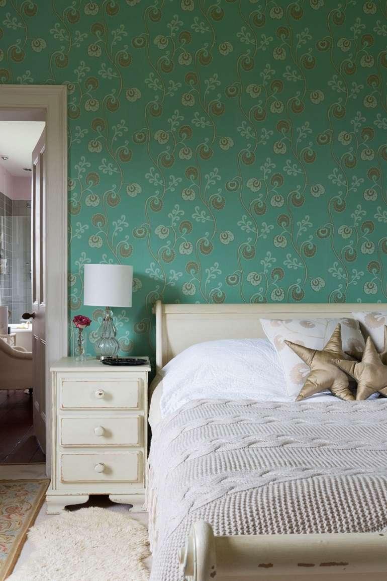 Paul Craig Interior Photography dormitorio vintage