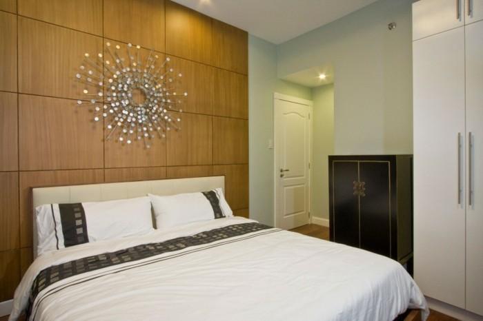 Sohu Designs mirada natural dormitorio pared madera ideas