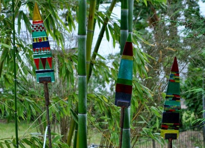 adornos crista decorar jardin japones ideas