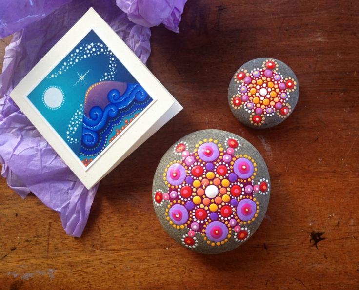 decoracion DIY adornos sencillos diy decoracion piedras