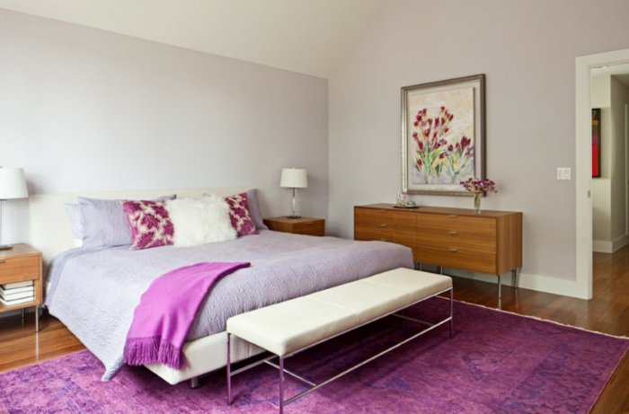 alfombras vintage papel elegante almohadas