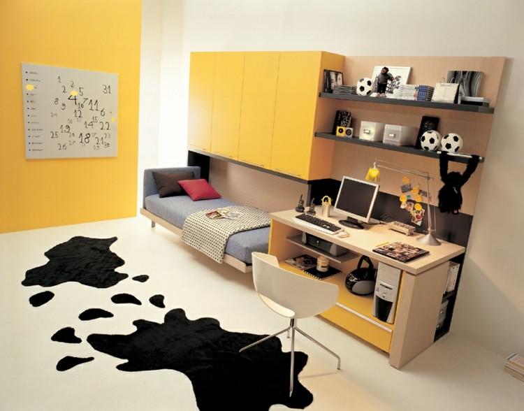 anuimales estilos variante negro amarillo