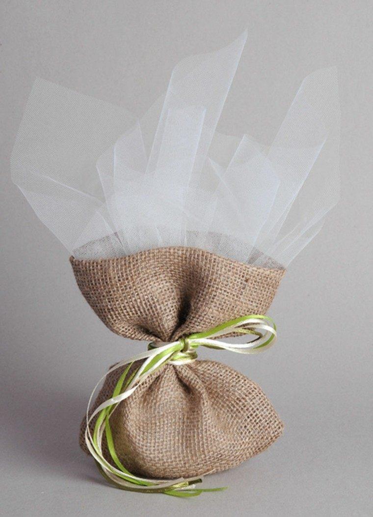 arpillera decoracion regalos ingeniosos ideas