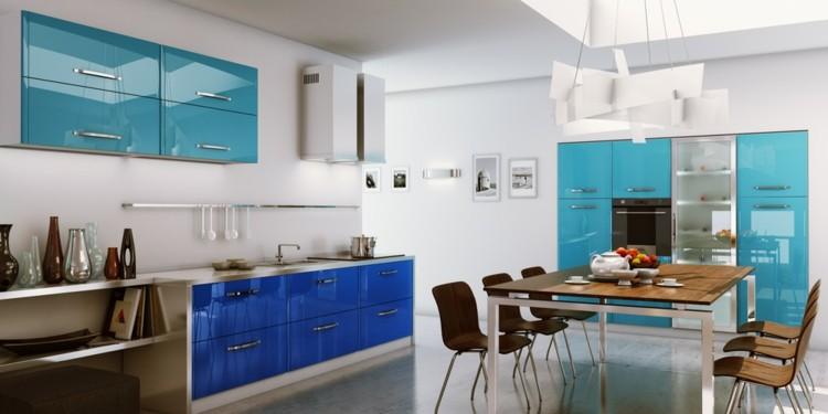 azules estilos variantes ideas lacado sillas