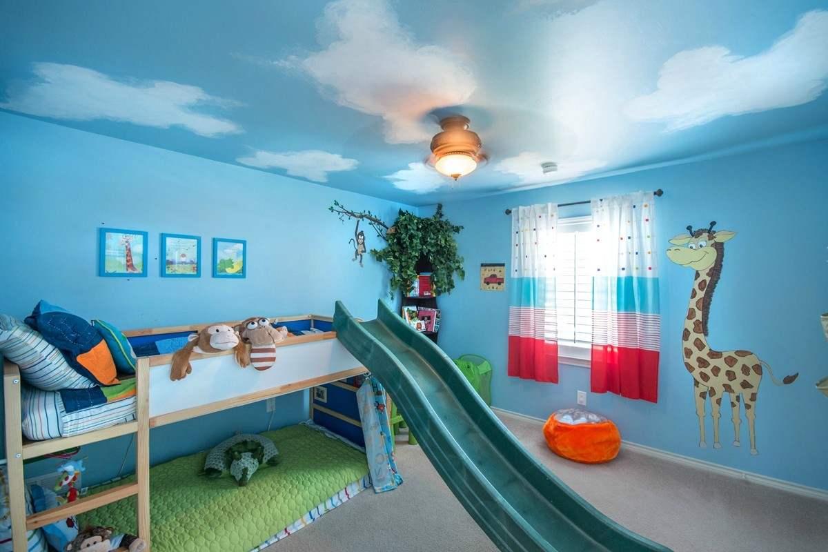 azules estilos variantes niños juegos