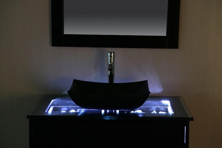 baño diseño variantes soluciones luminoso