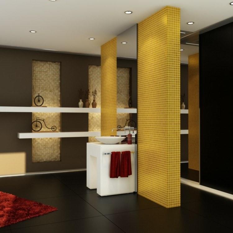 baños-decoracion-alfombra-rojo