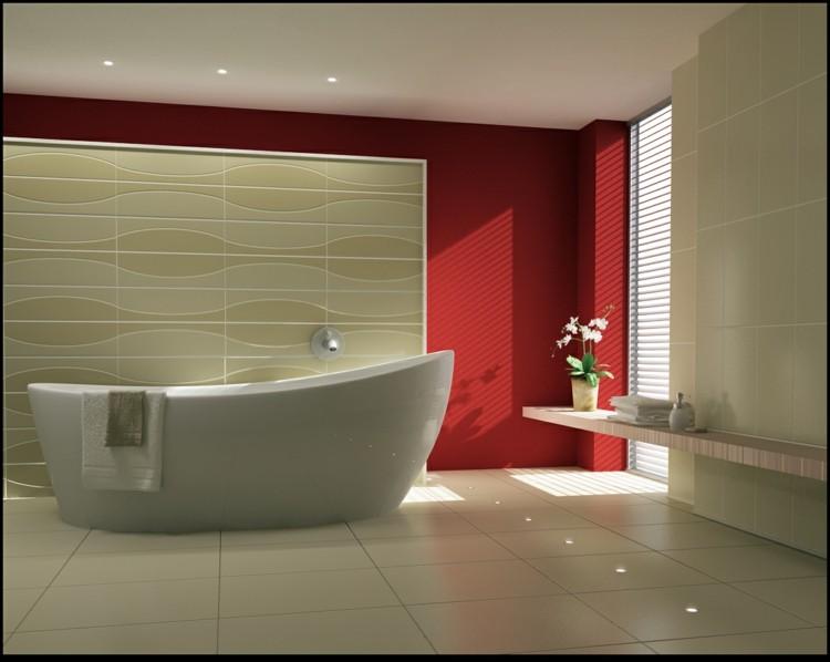 baños decoracion minimalistas cristales led