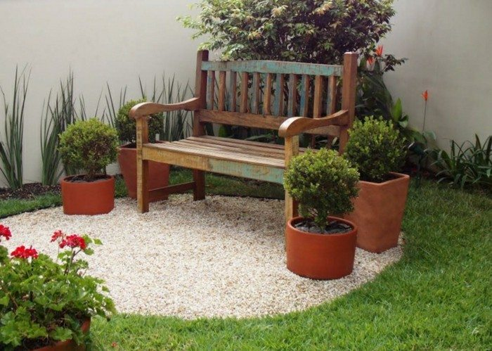 Adornos jardin e ideas originales en 100 im genes - Ideas decoracion jardines pequenos ...