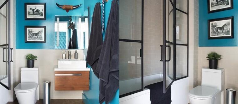 bano pequeno-pared-azul-vibrante